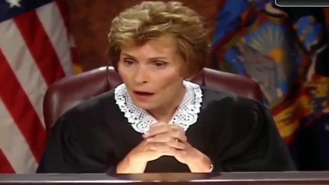 ♔ Judge Judy ♔ S21E8 Judy Court Show