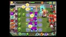 Растения против зомби 2 современные день 2 iOS / андроида Walktrough геймплей