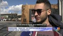 FC Barcelone - PSG – Les supporters du Barça y croient !