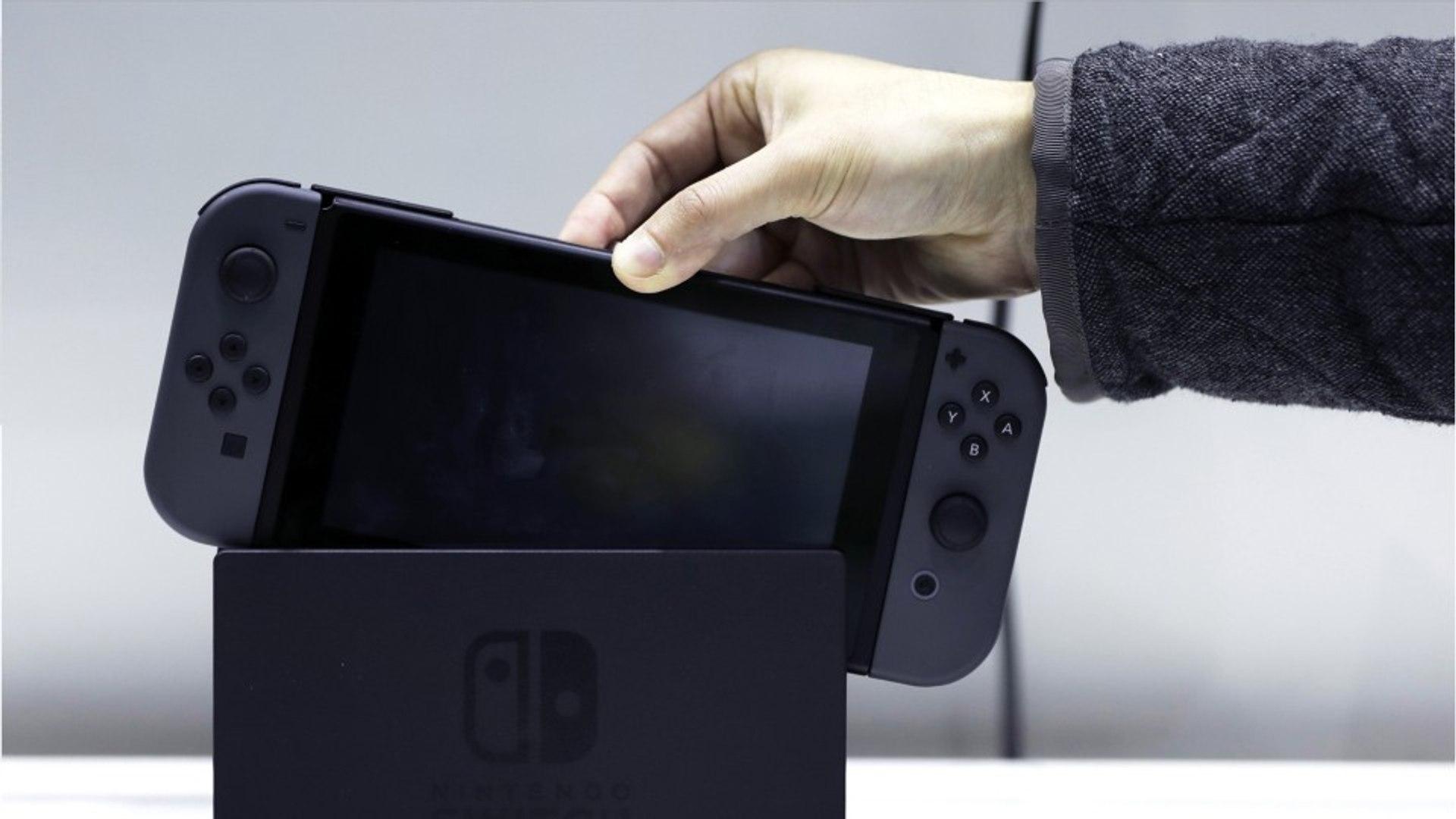 Nintendo Switch Tear Down Reveals DIY Friendly Console