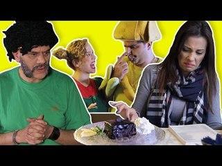 فوزي موزي وتوتي - المطعم - The restaurant