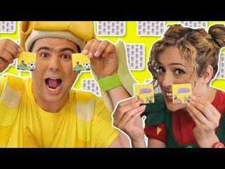 فوزي موزي وتوتي – لعبة الذاكرة – Memory Game