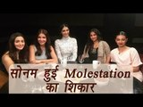 Sonam Kapoor says, I was molested when I was child | Filmibeat