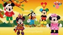 Cartoon Mickey Mouse Plush Toy Finger Family Nursery Rhymes Mickey Mouse Finger Family Rhymes For C