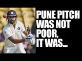 India vs Australia: Murli Vijay says Pune pitch was not poor   Oneindia News