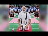 PM Modi in Rishikesh, addressing International Yoga Festival | Oneindia News