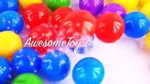 Mágico Huevos Sorpresa de la Bola de Pit Espectáculo Para Niños | Aprender los Colores y las Formas | ChuChu TV Sorpresa