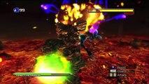 Sonic Unleashed - Dark Gaia and Perfect Dark Gaia