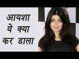 Ayesha Takia shocking transformation, lip surgery goes wrong ? | FilmiBeat