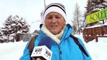 Hautes-Alpes : un paquet de neige dans le Dévoluy !