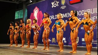 World Women's Bodybuilding Championship Kiev Ukraine 2017