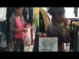 Mẹ phụ hồ, bước vào shop quần áo làm 1 việc khiến nhiều người cay khóe mắt