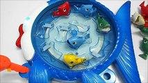 Câu cá trò chơi cho bé bộ lớn - Fishin egvd