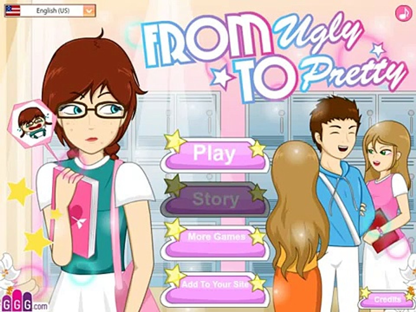 From Ugly To Pretty - Best Baby Games For Girls