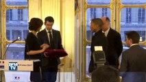 Pharrell Williams fait officier de l'ordre des Arts et des Lettres