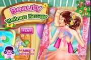 Beauty Wellness Massage Game - Princess Spa Games for Kids