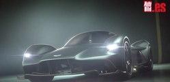 VÍDEO: Alucina con el Aston Martin Valkyrie, ¡se han vuelto locos!