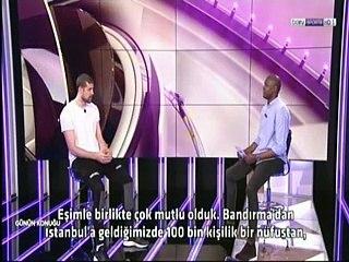 Interview Moerman par Alain Digbeu