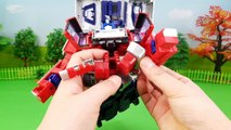 Transformers G1 Optimus Prime Convoy MP-10 Stop Motion Truck Transformation Robot  Vehicle Car Toys