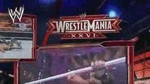 Undertaker vs HBK - WWE Wrestlemania - WWE Royal Rumble 2017
