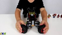 LEGO Batman Movie The Batmobile Set Toys Unboxing And Assembling Fun With Ckn Toys-1EPKh350BMM