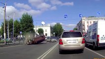 Pires conducteurs : accidents et Fails débiles... Compilation de la route