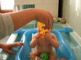 Camille au bain
