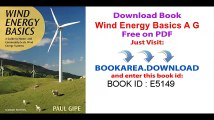 Wind Energy Basics A Guide to Home and Community Scale Wind-Energy Systems