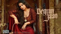 Begum Jaan | Vidya Balan sets her own RULES | Poster