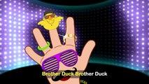 Hip Hop Duck Finger Family