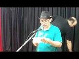 #02 Poesia - Wilson Jasa - Nossa Missão - Poema autoral - 90º Café com Poesia - 28.01.2017