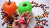 15 Minutos Aprender los Colores en Húmedo Globos compilación de Color de la Flor Dedo Globo Vivero de Rh