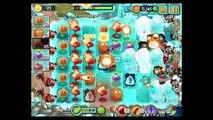 Растения против зомби 2 Обморожение день пещеры 29 iOS / андроида Walktrough геймплей