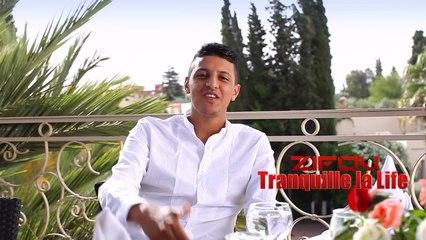DJ Hamida, Zifou - Tranquille la life (Clip Officiel)