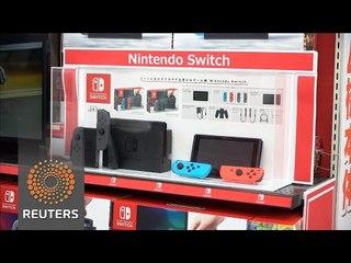 Players, investors snap up Nintendo