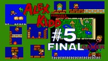 Alex Kidd in Miracle World - Sega Master System - #5 - Final
