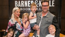 Tori Spelling & Dean McDermott Welcome Baby Boy