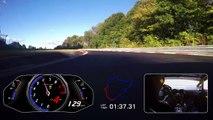 Record de performance pour la Lamborghini Huracan sur le circuit de Nürburgring.