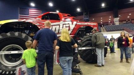 Corbin Monster Truck Nationals Highlights