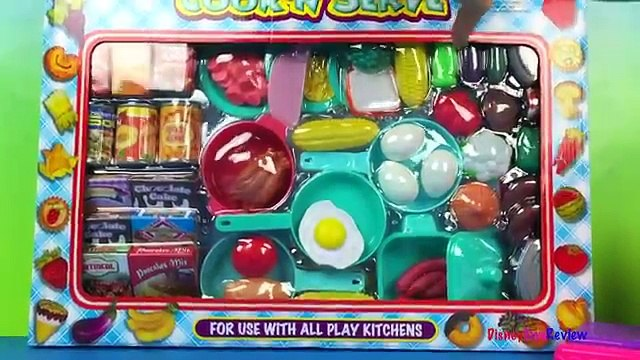 Frozen Elsa, Anna, Spiderman Shopping for Shopkins 5 Pack at Fruit and Veg Stand by Disney