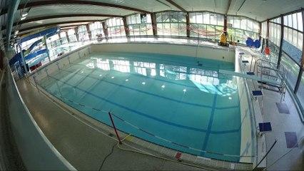 La vidange des piscines