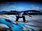 skate - christ air au ralenti