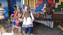 zulu kids dancing in south africa - video dailymotion
