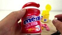GUM in a BOTTLE from MENTOS Part [1/2] - Gum Test