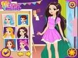 Rapunzel Escuela de Arte-dibujos animados para niños -los Mejores Juegos para Niños -Bebé Mejor de los Juegos -Mejor Video Ki