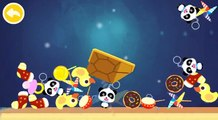 Creative Shapes World babybus panda hd Gameplay app android apk apps learning education