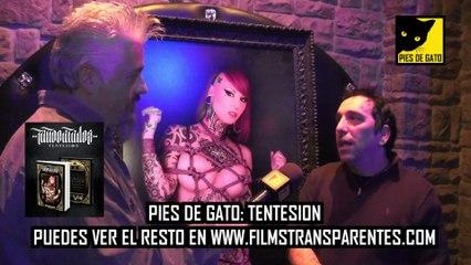 Pies de Gato - Tentesion (Trailer)