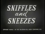 Sniffles and sneezes 1955.