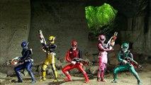 Space Squad: Space Sheriff Gavan vs. Tokusou Sentai Dekaranger Trailer