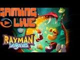 Gaming live wii U - Rayman Legends - Le digne successeur de Rayman Origins